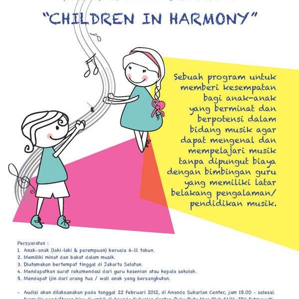 Children in Harmony