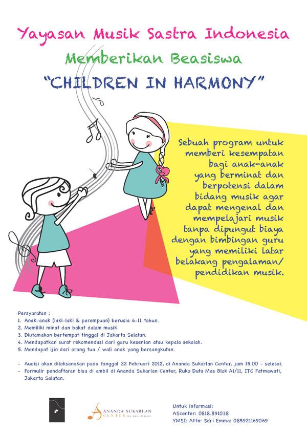 Children In Harmony